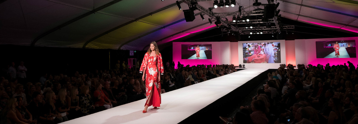 Fashion Week El Paseo 2019 Volunteers